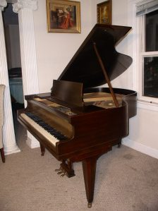 Brester Grand Piano
