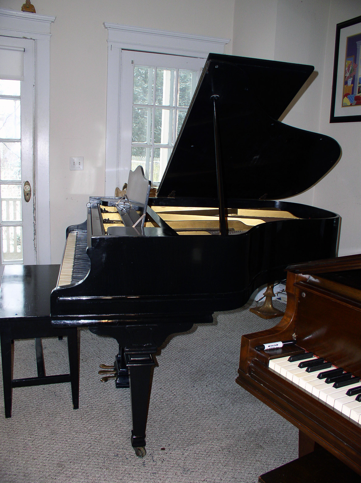 Piano For Sale Knabe Baby Grand Piano 5 2 Circa 1920