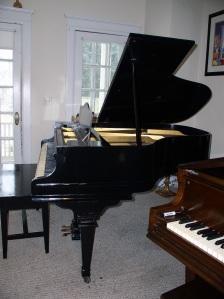Knabe Baby Grand piano