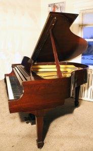 Steinway S Grand Piano