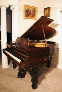 Sohmer Rosewood Piano