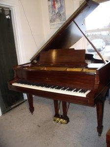 Used Steinway Grand Piano