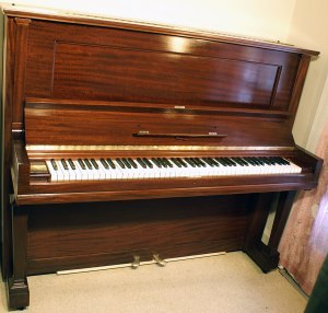 Used Steinway Upright