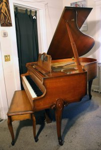 Sohmer Grand Piano