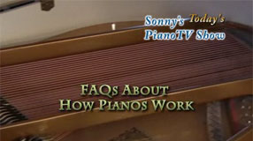 Sonny's Piano TV Show 24 - Click to Watch