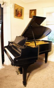 Chickering Grand Piano