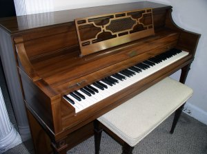Kohler Campbell Upright Piano