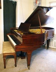 Used Mason Hamlin Grand Piano