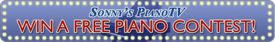 Win A Free Piano Contest