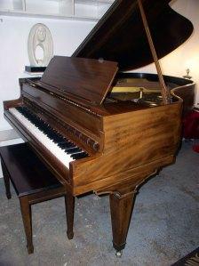 SB&S American Grand Piano