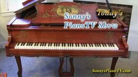 Sonny's PianoTV Show 25
