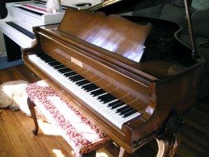 Hardman Grand Piano