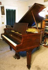 Used Knabe Grand Piano