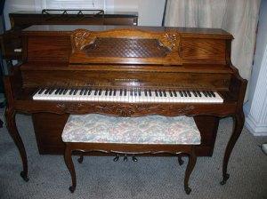 Marantz Upright Piano