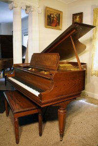 Used Mason Hamlin Grand Piano