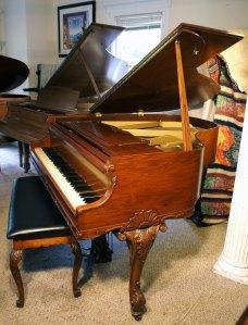 Perlman Used Grand Piaon