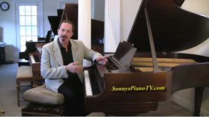 "Sonny's ""Piano Talks"" Piano Yoga"