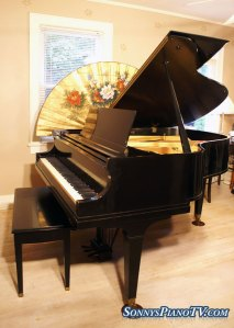 Used Baldwin Grand Piano