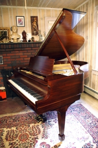 Used Steinway Grand Piano