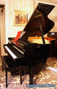 Used Boston Grand Piano