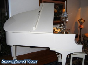 Kohler Campbell Grand Piano