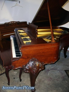 Used Fisher Grand Piano