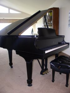Steinway Grand Piano Model S