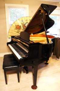 Wurlitzer Baby Grand Piano
