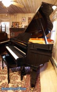 Used Kawai Ebony Piano
