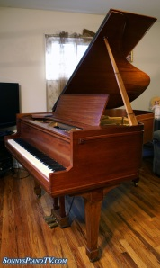 Used Sohmer Grand Piano