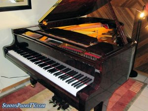 Used Estonia Grand Piano