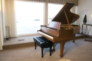 Steinway Model B Grand Pianoq