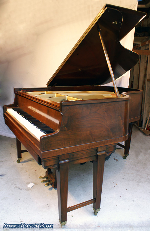 Sonny S Piano Tv Knabe Baby Grand Player Piano American