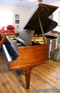 Baldwin Grand Piano Model R
