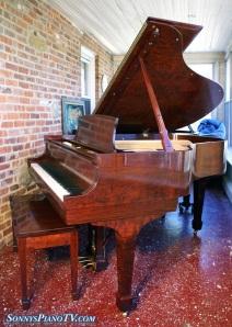 Steinway M Grand Piano