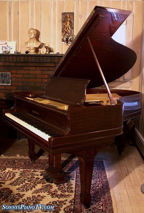 Sonny S Piano Tv Steinway Grand Piano Model O 5 10