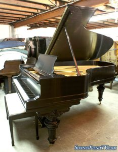 Steinway Model B Art Case Piano
