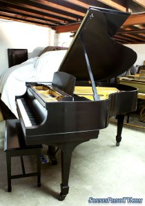 Steinway Grand Piano Model M