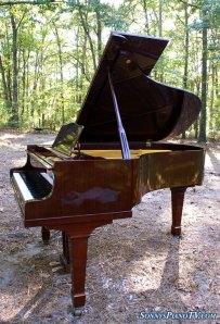 Yamaha Grand Piano G3