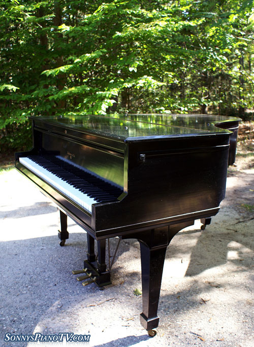Sohmer Baby Grand Cupid Model 5 5 1925 3950 See