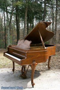 Baldwin Art Case Piano