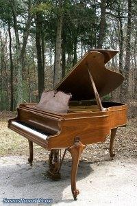 Baldwin Art Case Piano