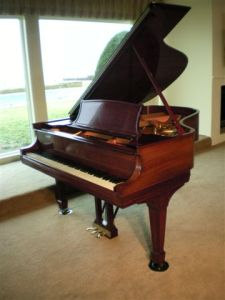 Steinway Grand Piano Model L