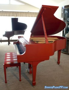 Steinway Model S Baby Grand Piano
