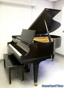 Baldwin Ebony Grand Piano