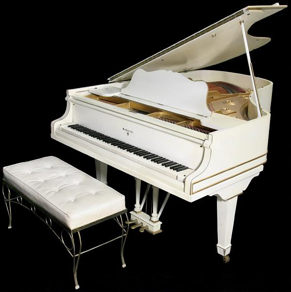Knabe Baby Grand Piano 5 6 Walnut 1930 Video Rebuilt 20