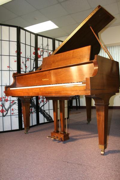 Baldwin Baby Grand Piano Model M 5'2″ 1982 Walnut Pristine | Sonny ...