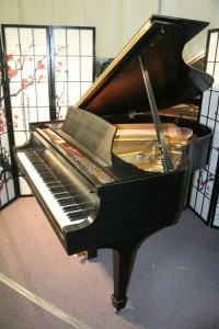 "Steinway Model M 5'7"" Total Rebuild/New Renner Action/Board/Block"