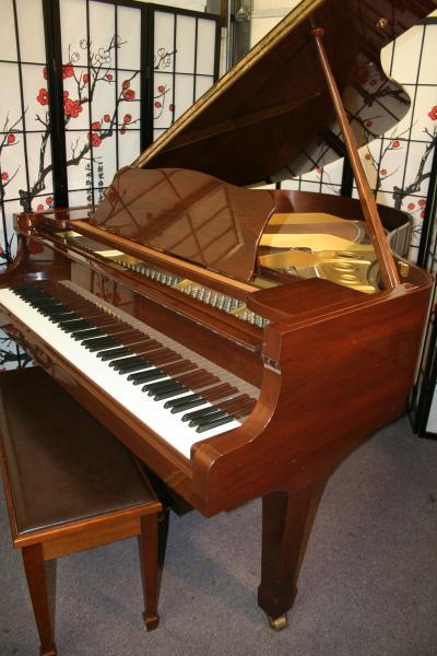 LI/NYC Used Yamaha G2 5'8′ Grand Piano (VIDEO) 1989 Beautiful ...