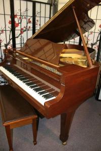 Yamaha G2 5'8' Grand Piano 1989 Beautiful Walnut